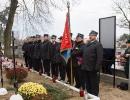 Odsłonięcie Tablicy Poległych Żołnierzy na cmentarzu parafialnym 18.11.2018-10