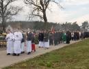 Odsłonięcie Tablicy Poległych Żołnierzy na cmentarzu parafialnym 18.11.2018-5